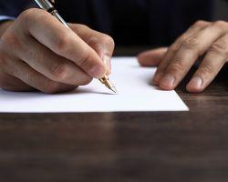 Wpisanie w gwarancji wadialnej w sposób rozbieżny wysokości sumy gwarancyjnej cyfrowo i słownie